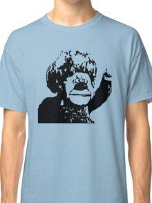 Christmas Heat Miser Stencil Classic T-Shirt