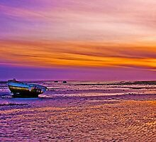 Lytham Sunset by Peter Stone