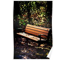 Restful Autumn Poster