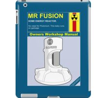 Mr Fusion iPad Case/Skin