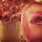 the roses in my bedroom by Angel Warda