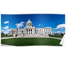 Minnesota Capitol Poster