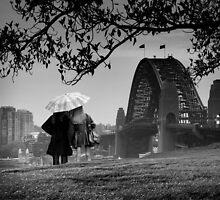 Building a Bridge of Friendship by John Bullen