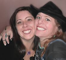 Sarah & Tess by Chelsea Kerwath