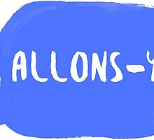 Allons-y! by nicolorful