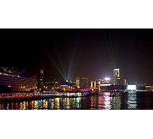 Kowloon Panoramic View - Hong Kong Photographic Print