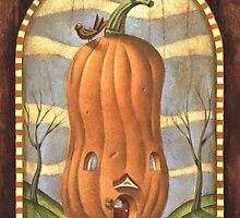 Pumpkin House by Tim Lee
