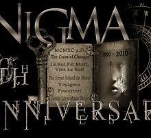 Enigma 20th Anniversary by Carmen Holly