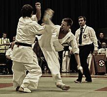 kick by Sebastian Chalupa