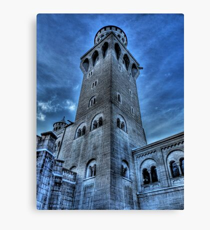 Knight's Tower Canvas Print