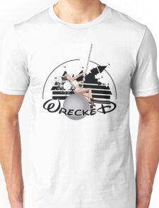 Miley Wrecked Disney Unisex T-Shirt