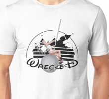 Miley Wrecked Disney Unisex T-Shirt