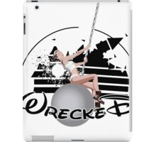Miley Wrecked Disney iPad Case/Skin