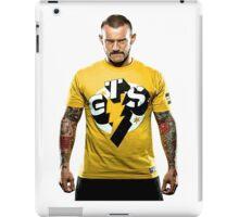 CM Punk iPad Case/Skin