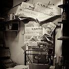 Old Newspapers (dutch) by photo-kia