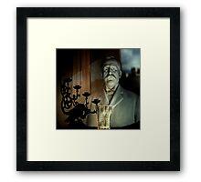 Remembrance [status] Framed Print