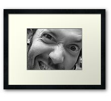 Don't Do Drugs Framed Print