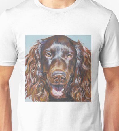 Boykin Spaniel Fine Art Painting Unisex T-Shirt