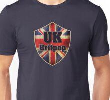 UK Britpop Unisex T-Shirt