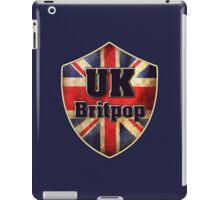 UK Britpop iPad Case/Skin
