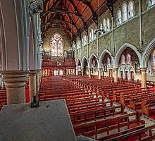 Cathedral of St Mary & St Joseph • Armidale • New South Wales by William Bullimore