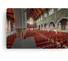 Cathedral of St Mary & St Joseph • Armidale • New South Wales Canvas Print