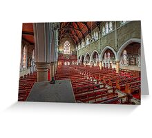 Cathedral of St Mary & St Joseph • Armidale • New South Wales Greeting Card