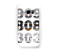 Iconic Machines Samsung Galaxy Case/Skin