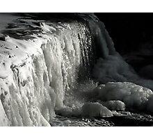 Ice Ice Baby Photographic Print