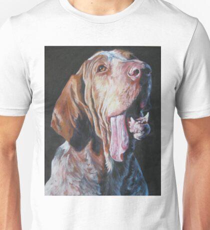 Bracco Italiano Fine Art Painting Unisex T-Shirt