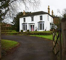 Grove House, Hollingbourne by Dave Godden