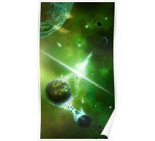 Cosmic Shift Poster