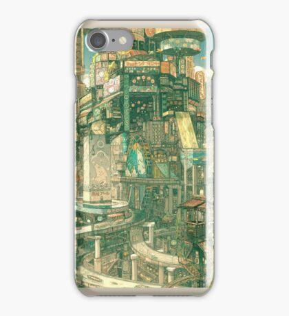 Tekkon Kinkreet - Day iPhone Case/Skin