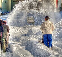 Lots of Snow by Joe Manno