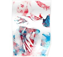 Untitled 1 - Watercolour Poster