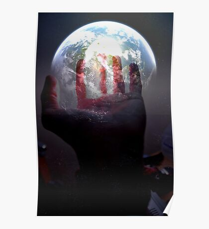 the whole world in my hand Poster
