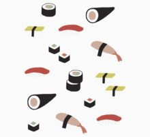 Sushi Lovers Rejoice Kids Clothes