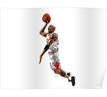 Michael jordan best player of all the time 23. Poster