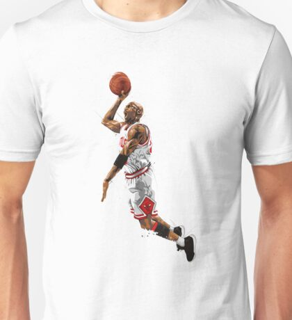 Michael jordan best player of all the time 23. Unisex T-Shirt