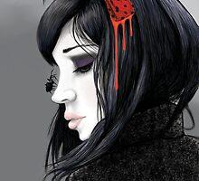 Lydia Deetz by DerekMit