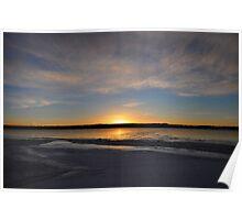 Dawn's shores Poster
