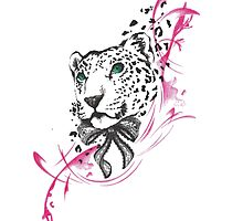 Lady Cheetah by ExPix