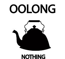 Move OOLONG nothing to TEA here by Mousetails