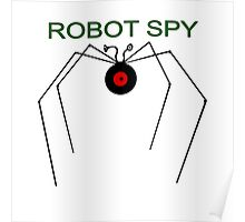 The Robot Spy from Jonny Quest Poster
