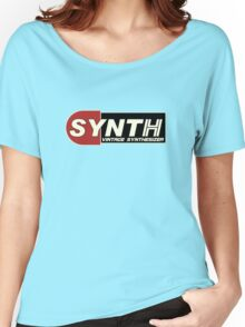 Vintage Synth Women's Relaxed Fit T-Shirt