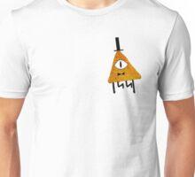 Bill Cipher Dorito Illuminacho Unisex T-Shirt