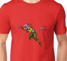Fear the Fighting Ferret Unisex T-Shirt