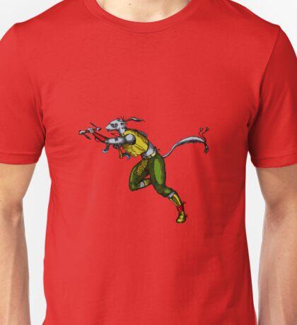 Fear the Fighting Ferret T-Shirt