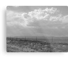 Open Plains Metal Print
