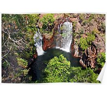 Florence Falls, Litchfield National Park, Northern Territory, Australia Poster